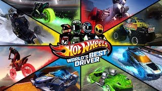 First 30 Minutes: Hot Wheels: World's Best Driver [XBOX360/PS3/WIIU]