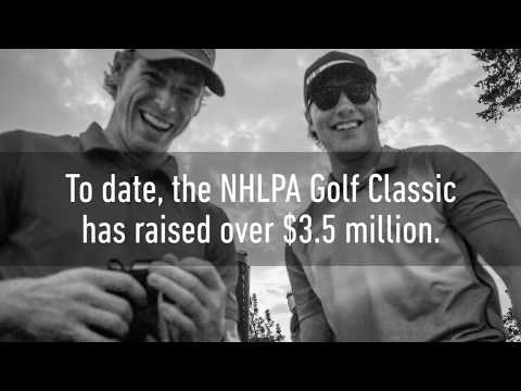 Annual NHLPA Golf Classic Turns 25