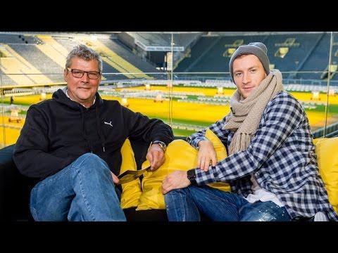 Das BVB total!-Feiertagsmagazin: Nobby trifft Marco Reus | VfL Wolfsburg - BVB