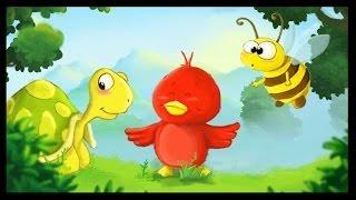 Apprendre les animaux et leurs cris pour les enfants (Français)