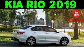 Kia Rio 2019 - Zenith Version