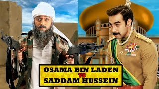 Osama bin Laden vs Saddam Hussein Rap Battle ft Riteish Deshmukh & Pulkit Samrat