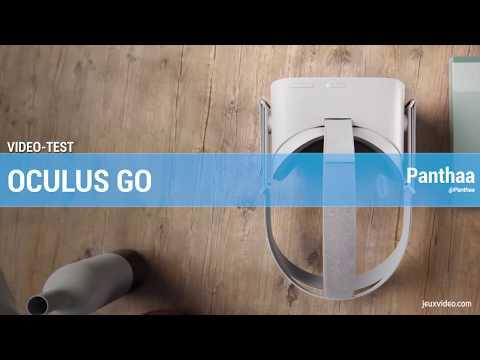 OCULUS GO : La VR plus accessible, mais à quel prix ?   TEST