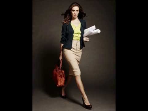 Como llevar Falda Tubo o Lápiz / How to wear Pencil Skirt