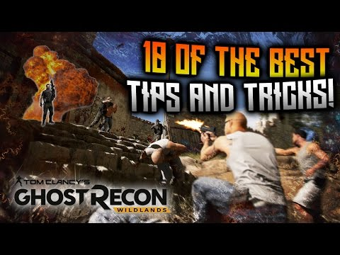 Ghost Recon Wildlands - 10 of the BEST Tips and Tricks for Wildlands!