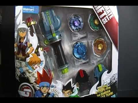 Our 100th Video! Unboxing a Beyblade Metal Masters Ultimate Gift Set