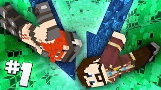 Minecraft - Downwards Adventures Part 1 - NICE