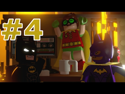 LEGO Dimensions: LEGO Batman Movie Story Pack Walkthrough - Chapter 4 (Attack Of The Uber Villains)