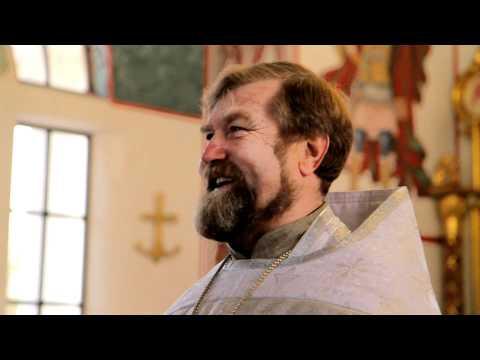 Святой отец жжет на венчании