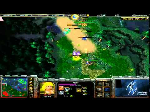 PlayCyberGames Channel 2012-3-11 l GEST Tournament Special Match - Fail vs iDeal.GIGABYTE  Part 1
