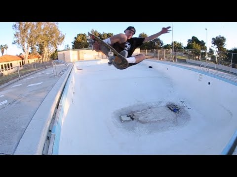 "Cedric Pabich's ""For No One"" Part"