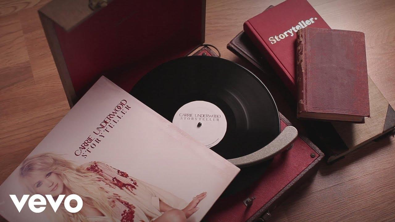 Carrie Underwood - Heartbeat (Audio)
