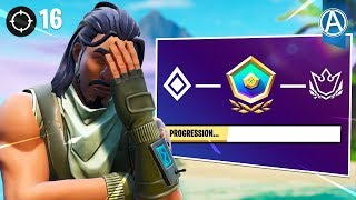 Road To Champions Division in Fortnite! (Fortnite Battle Royale Arena Ep 2)