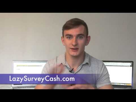 Get Paid To Take Surveys   15mins   $50 Over And Over Again