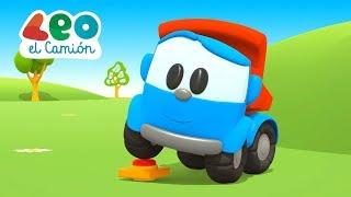 Leo el Pequeño Camión - Videos educativos para niños