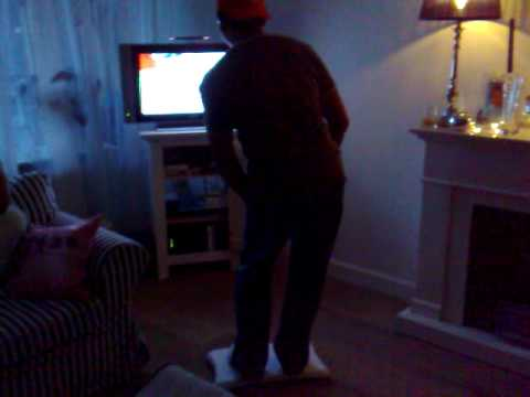 Sex Moves On The Wii Fit.... video