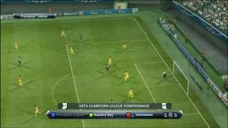 PES 2013 Harika Goller - 2 // PES2013 Awesome Goals - 2