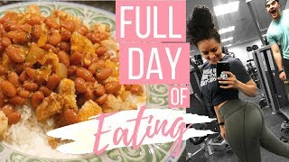 BEST YOGA MATS, FULL DAY OF EATING & UPPER BODY WORKOUT || PROJECT COMEBACK EP. 3