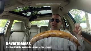 Stereo Review - 2012 Chrysler 300 C AWD - 900 watt Harman Kardon Stereo Review