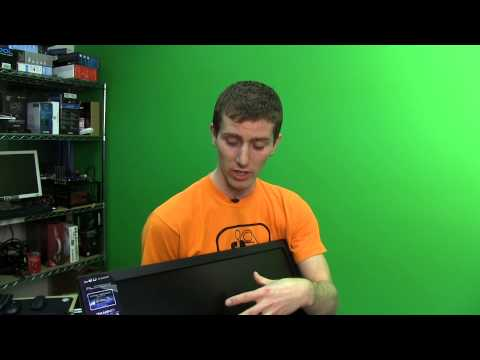 BenQ RL2455HM MLG Gaming LCD Monitor Unboxing & Overview