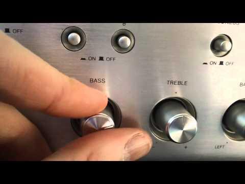 denon pma710ae and q acoustics part 1