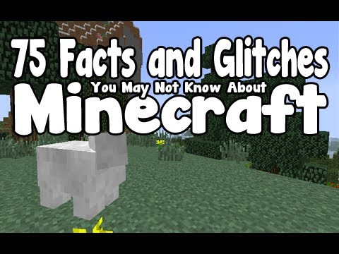 75 Facts and Glitches You May Not Know About Minecraft 1.7.9
