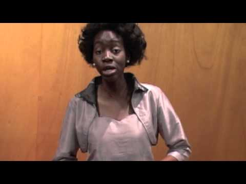 Christabel Nunoo   If I Can Stop One Heart from Breaking by Jake Heggie