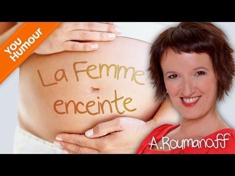 Anne Roumanoff : la femme enceinte, quel bonheur !