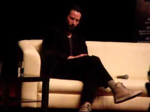 Keanu Reeves W Bydgoszczy - Festiwal Plus Camerimage