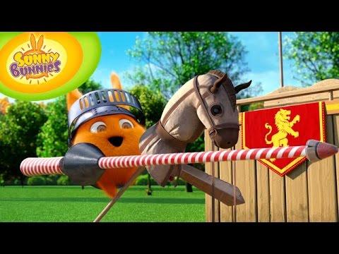 Cartoons for Children | Sunny Bunnies 115 - Knight tournament (HD - Full Episode)