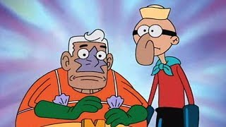 Barnacle Boy's Voice Actor Has Passed Away