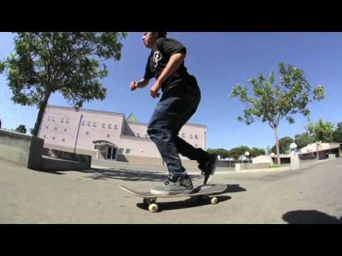 Carlos Zarazua - THE HUNDREDS