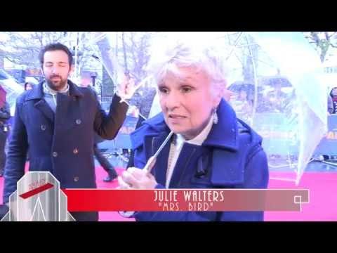 Paddington – World Premiere Interviews Julie Walters, Sally Hawkins, Elyas M'Barek,  David Heyman.
