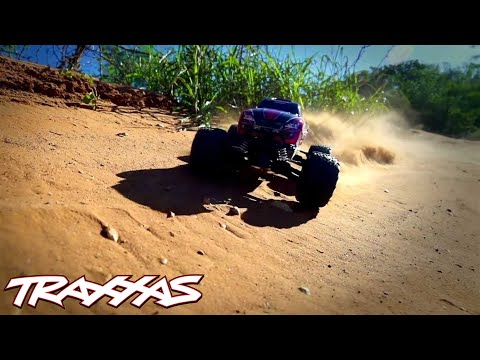 Traxxas Stampede 4X4 VXL - Brushless 4WD Monster Truck