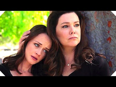 GILMORE GIRLS Season 8 - TRAILER (Netflix, 2016)
