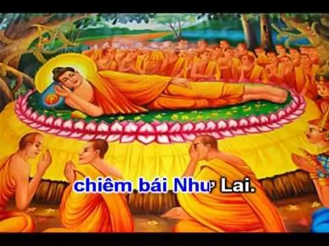 Đức Phật Niết Bàn (Rất Hay) - Karaoke (Nhạc Phật Giáo chế lời)