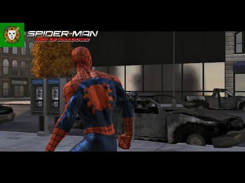 #15 スパイダーマン web of shadows 「自分で歩きなさい」 PS3版