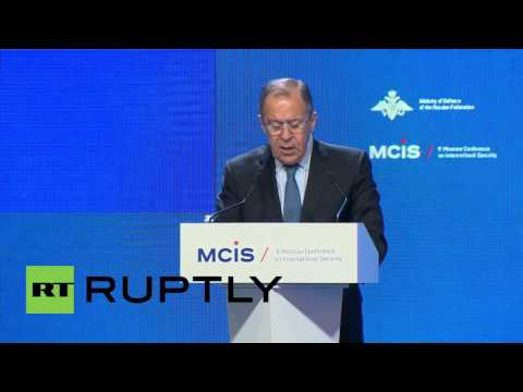 Russia: Joint fight against terrorism halted by NATO for political reasons - Lavrov