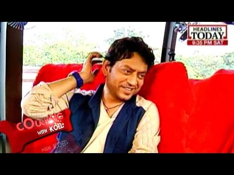 Couching With Koel: Bollywood Star Irrfan Khan | Full Episode