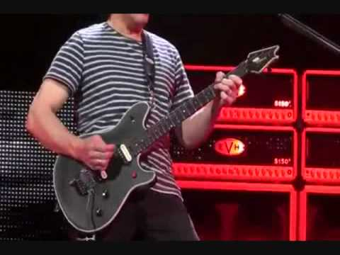 Van Halen - Live In Boston (March 2012)