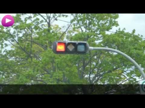Traffic light Wikipedia travel guide video. Created by Stupe