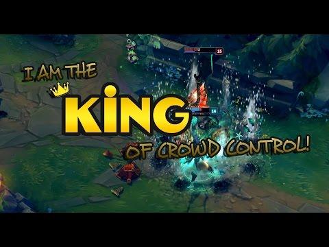 Instalok King Of Crowd Control