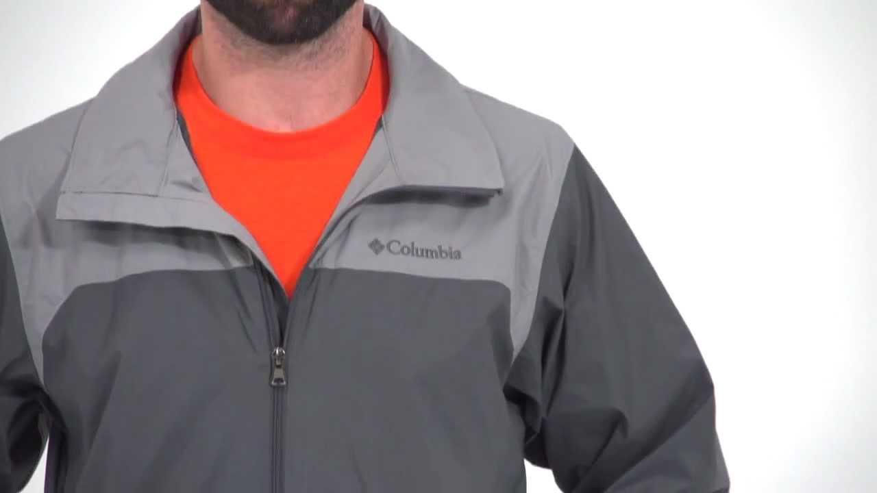 Columbia Men S Glennaker Lake Rain Jacket Youtube
