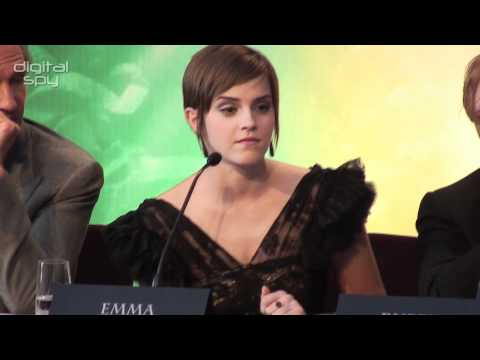 'Harry Potter and the Deathly Hallows Part 2' Press Conference (1/3)