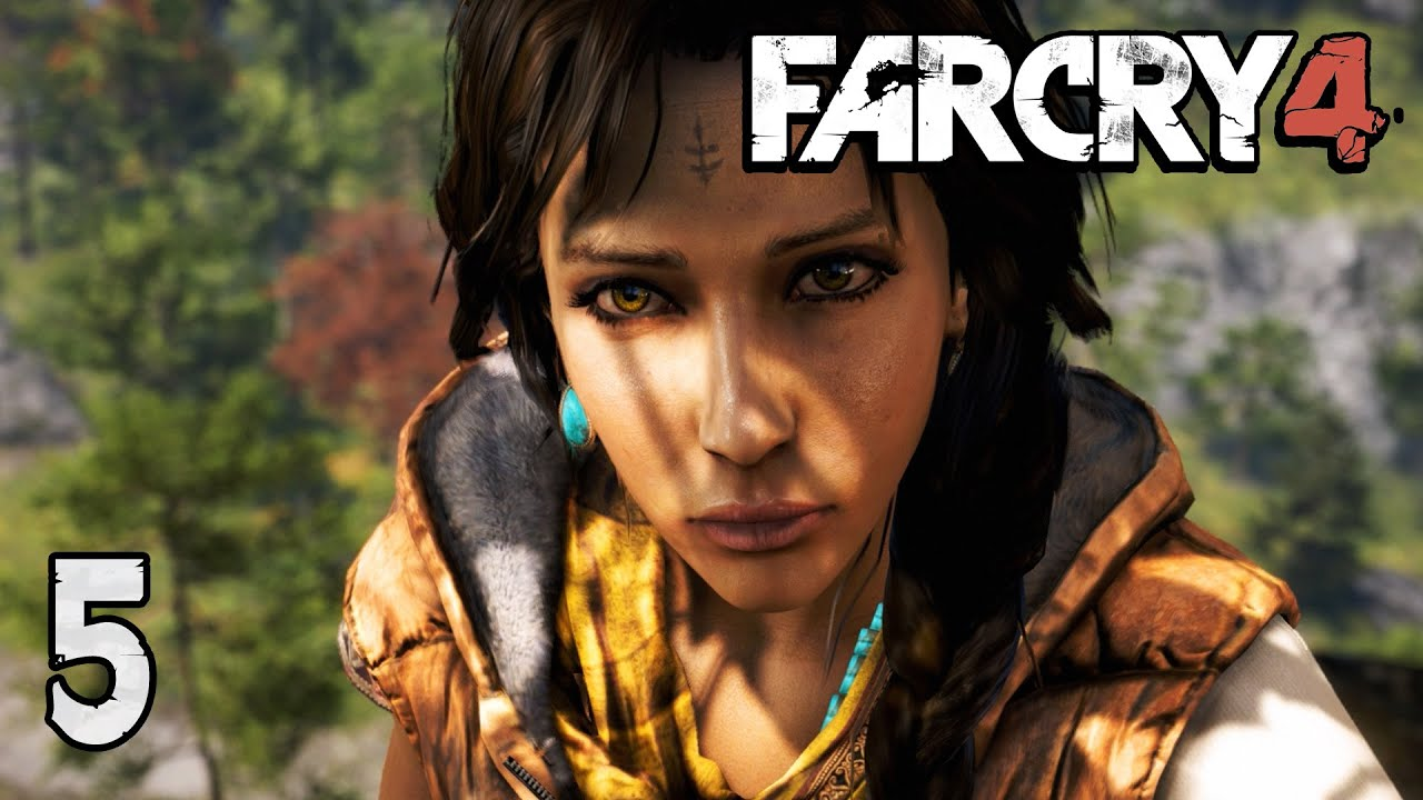 Amita's Promise - Let's Play Far Cry 4 - Part 5 - YouTube