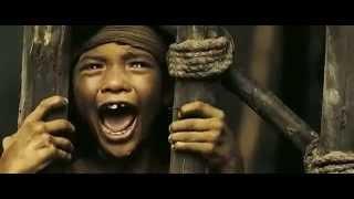 Ong Bak 2 Slave Fight Sceneමෙන්න ගහනවානම් ගැහිලි ..... වැඩ කිඩ දාල තමයි දෙන්න ඕන බැටේ...............