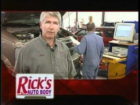 Rick's Auto Body Attention to Detail Tv 30.mpg