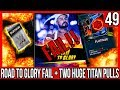 ROAD TO GLORY FAIL!! + TWO HUGE TITAN PULLS!! #WWESUPERCARD S4 #49