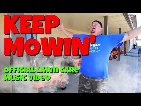 Keep Mowin' Lawn Care Anthem Remix (Official Music Video) | Limp Bizkit Rollin Parody