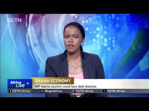 IMF warns Ghana could face debt distress